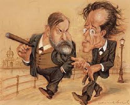 El Dr. Freud y Mahler