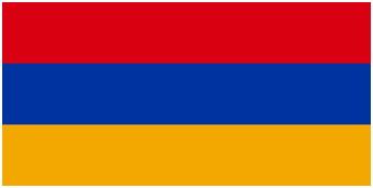 ARMENIA BANDERA