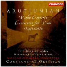 ARUTIUNIAN CD