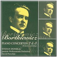 BORTKIEWITZ Conc piano