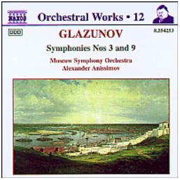 GLAZUNOV S 3