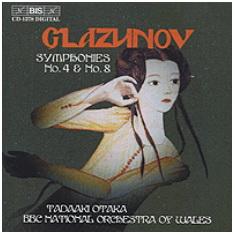 GLAZUNOV S8