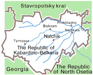 KABARDINO-BALKARIA