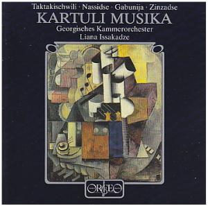 taktakishvili cd