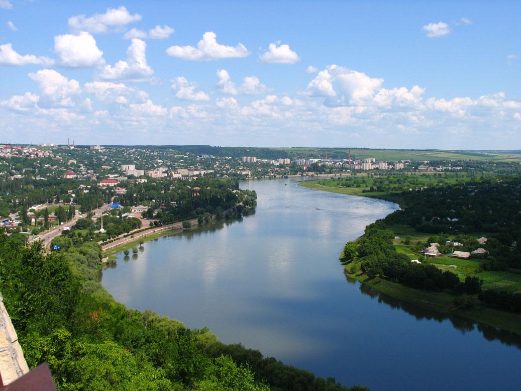 El rio Dniéster
