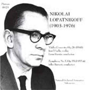 LOPATNIKOFF S 3