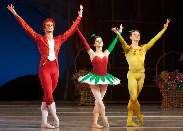 CIPOLLINO balet
