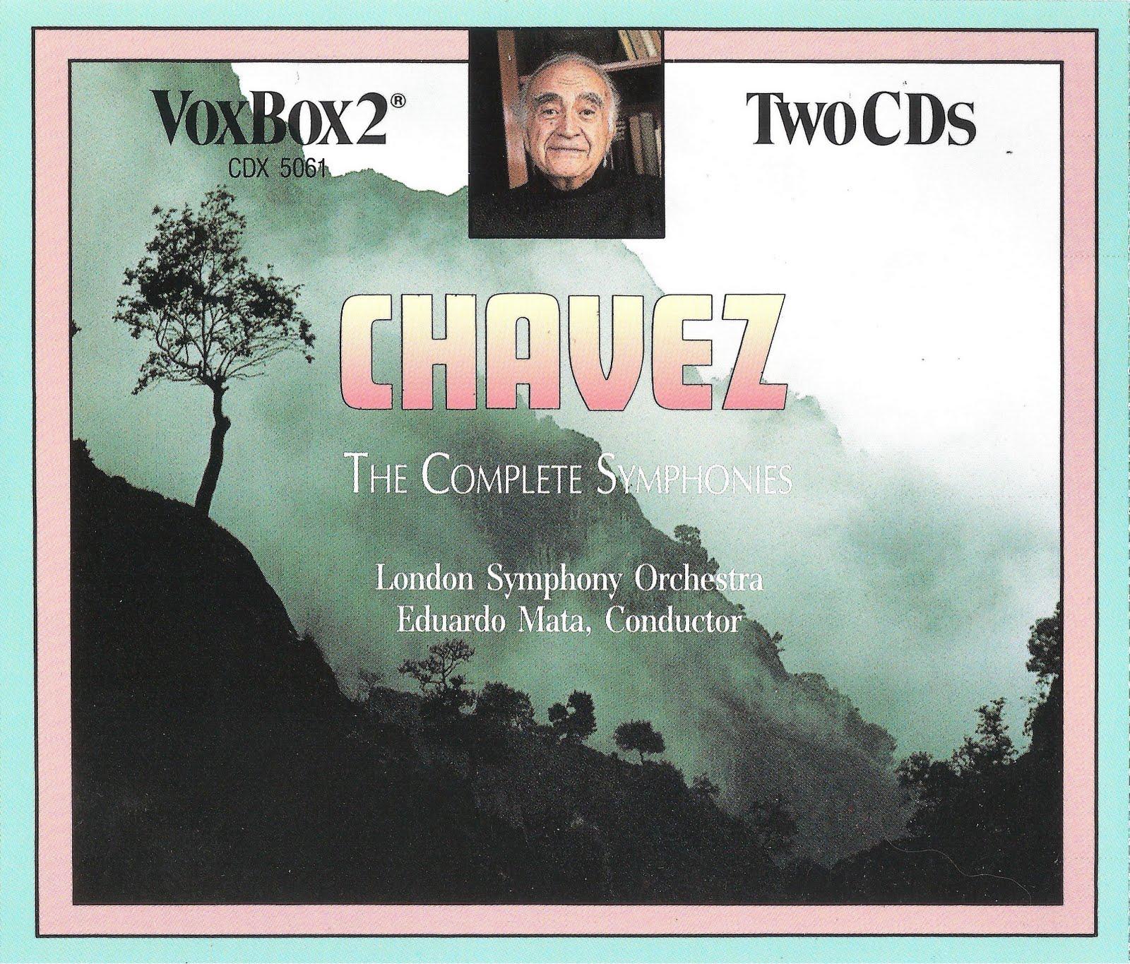 Sinfonías Chávez