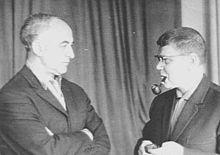 Rudolf Barshai y Revol Bunin