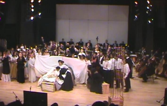 La Güera. Acto III