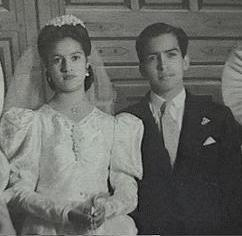 Esther Chávez y Paulino Paredes