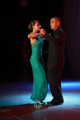 """Bailando el """"Danzón Nº 2"""""""