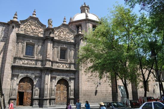 Conservatorio de las Rosas Morelia