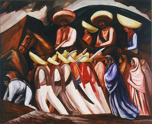 Orozco Zapatistas