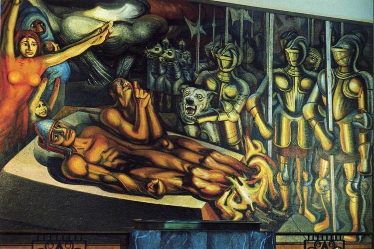 siqueiros-the-torment-of-cuauhtemoc