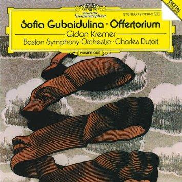 GUBAIDULINA CD