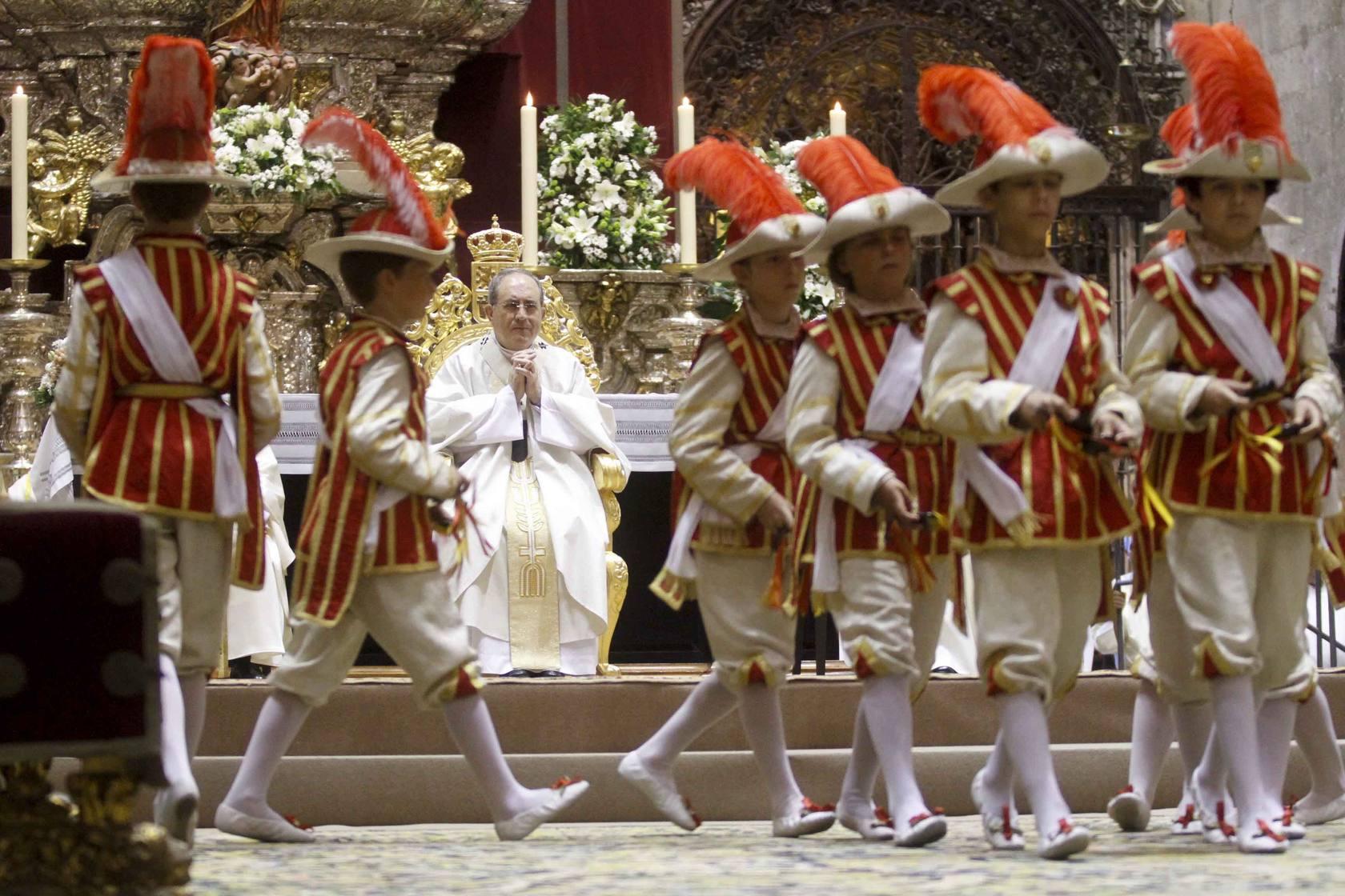 Seises de la Catedral de Sevilla