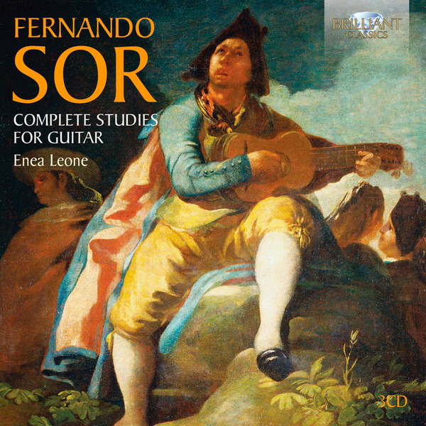 Sor guitarra CD