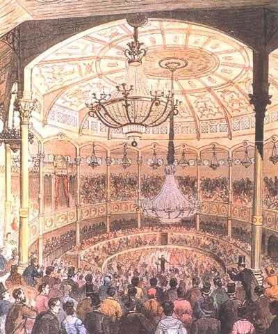 Teatro Circo del Príncipe Alfonso