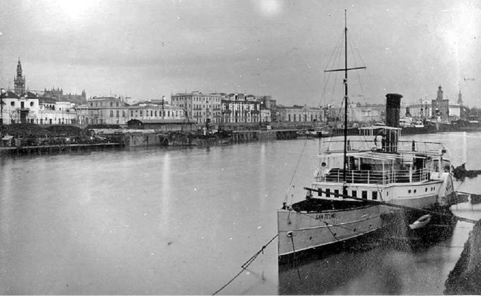 Turina vapor San Juan