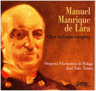 mANRIQUE DE lARA cd